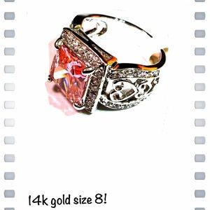 Brand new high quality ring! Size 8